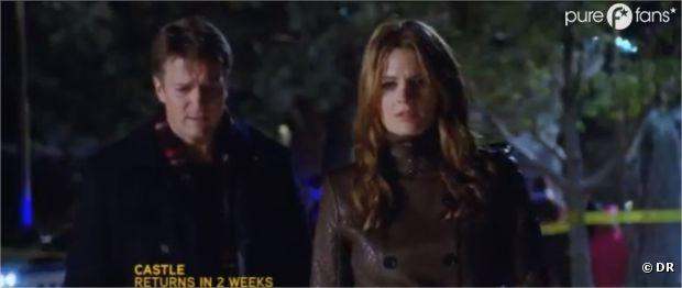 Castle et Beckett enquêtent sur la mort du Père Noël dans l'épisode 9 !