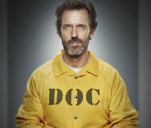 Hugh Laurie de Dr House à Barbe Noir