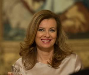 Valérie Trierweiler continue ses actions caritatives