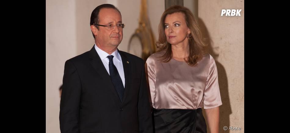 Valérie Trierweiler se verrait bien Première Dame pendant 10 ans !