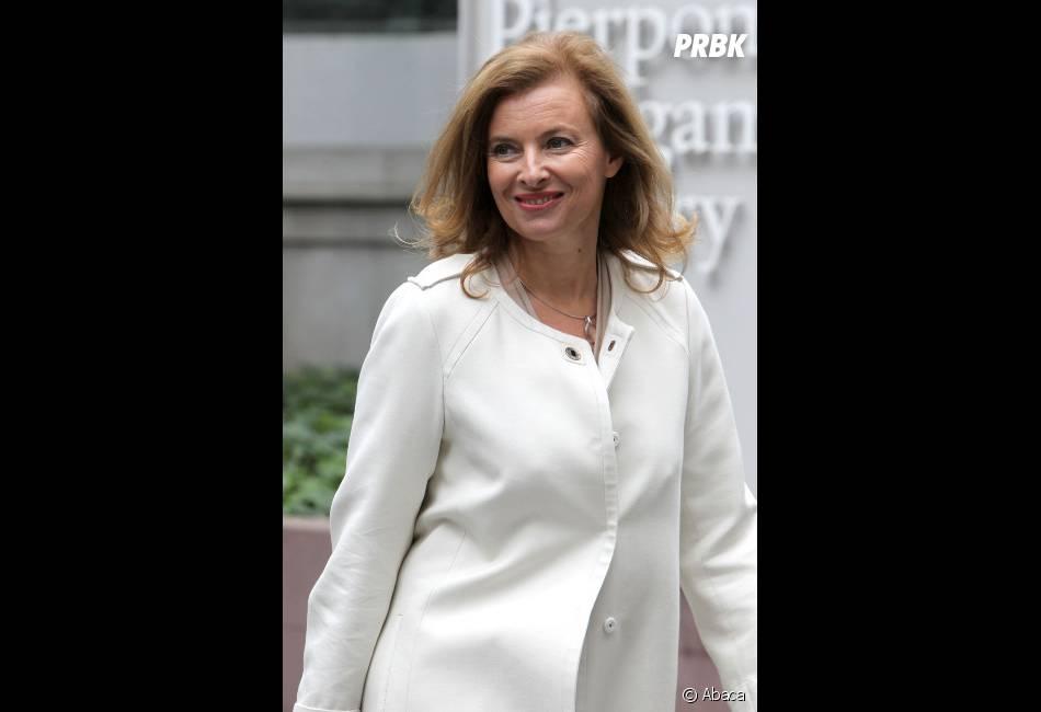 Valérie Trierweiler va-t-elle remonter dans l'estime des français ?