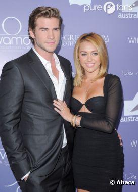 Liam Hemsworth est gaga de la nouvelle coupe de Miley Cyrus !