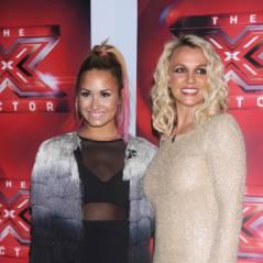 Demi Lovato, Britney Spears et Khloé Kardashian : en guerre sur le plateau de X Factor ?