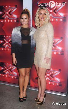 Demi Lovato et Britney Spears, pas si potes ?