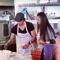 The Vampire Diaries : Nina Dobrev et Ian Somerhalder aux fourneaux ! (PHOTOS)