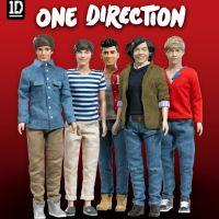 One Direction : Totalement fans de leurs mini sosies ! (PHOTO)
