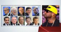 Booba au Grand Journal - gros fail : le président de la république, c'est qui ? (VIDEO)