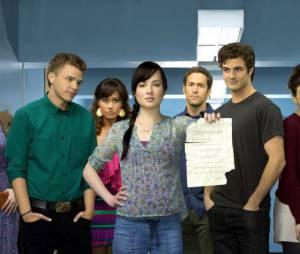 Jenna revient sur MTV avec la saison 2 d'Awkward !