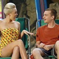 Miley Cyrus : sous le choc mais optimiste après le scandale Mon Oncle Charlie