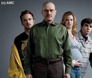 Breaking Bad se terminera en 2013 sur AMC