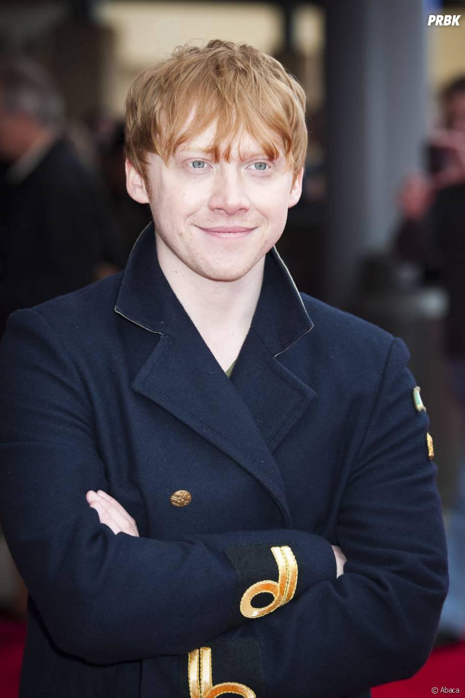 """Rupert Grint, autre """"double"""" d'Ed Sheeran"""