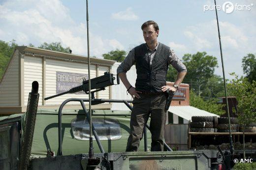 David Morrissey déclare que le final de la mi-saison de The Walking Dead sera explosif