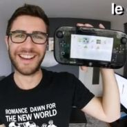 Wii U au top ? Cyprien en est déjà fan ! (VIDEO)