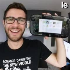 Wii U au top ? Cyprien en est déjà fan ! (VIDEO)