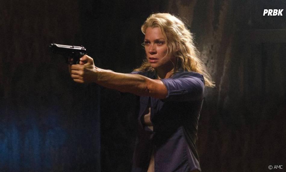 Andrea toujours là dans Walking Dead