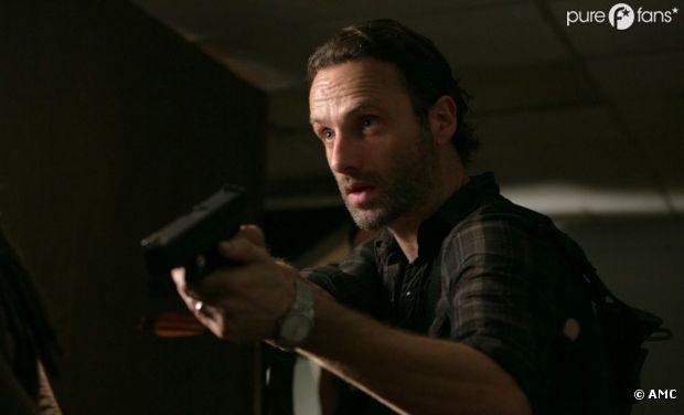 Un final de la mi-saison de ouf pour Walking Dead