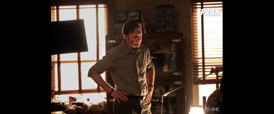 Le Gouverneur perd un oeil mais est toujours aussi badass dans Walking Dead