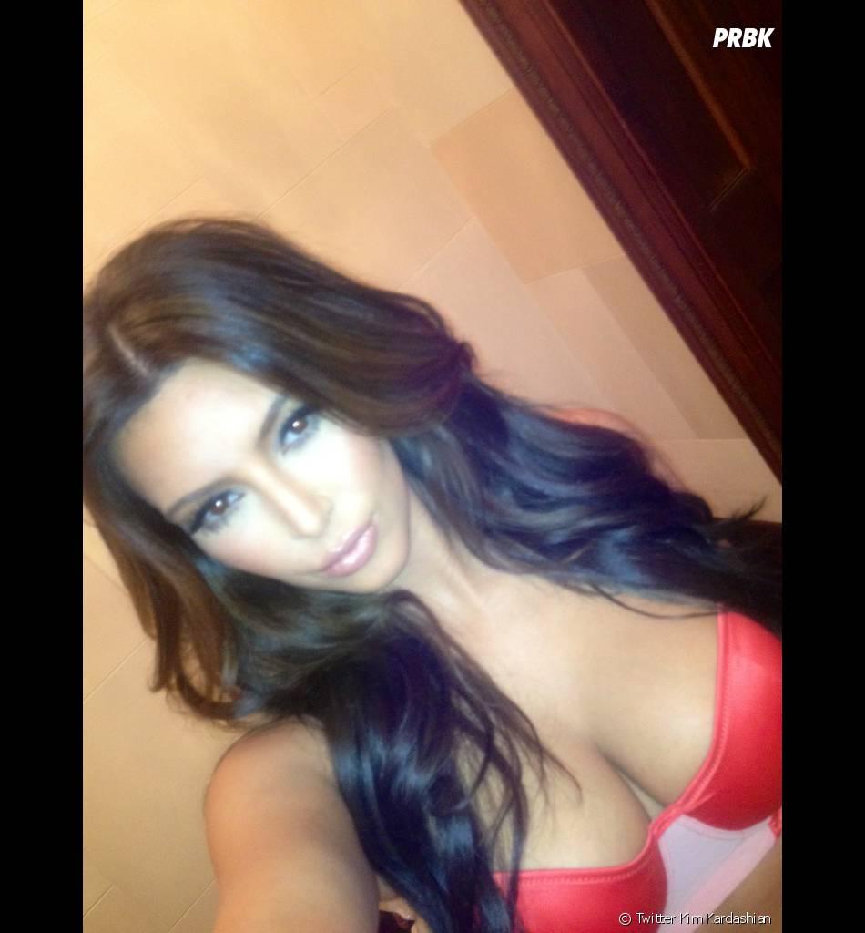 L'attitude provocante de Kim Kardashian ne plaît pas à certains habitants de Bahrein !