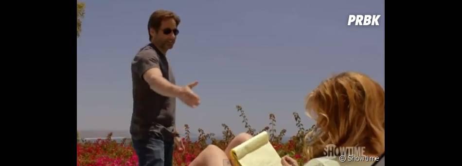 Hank va faire de nouvelles rencontres dans la saison 6 de Californication