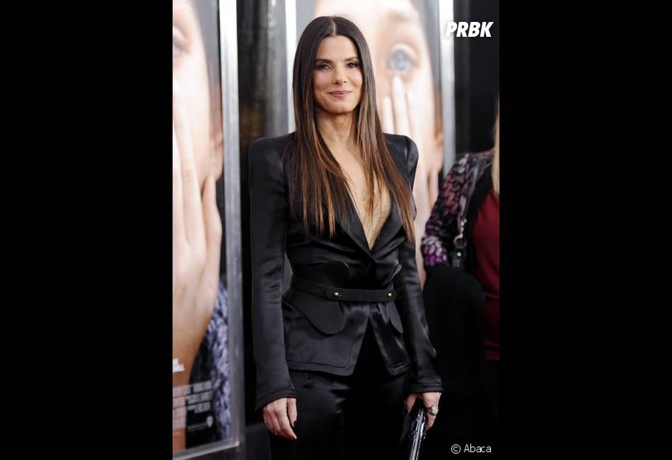 Classement Forbes des acteurs les moins rentables 4 : Sandra Bullock (Rapporte 5 dollars pour 1 dollar payé)