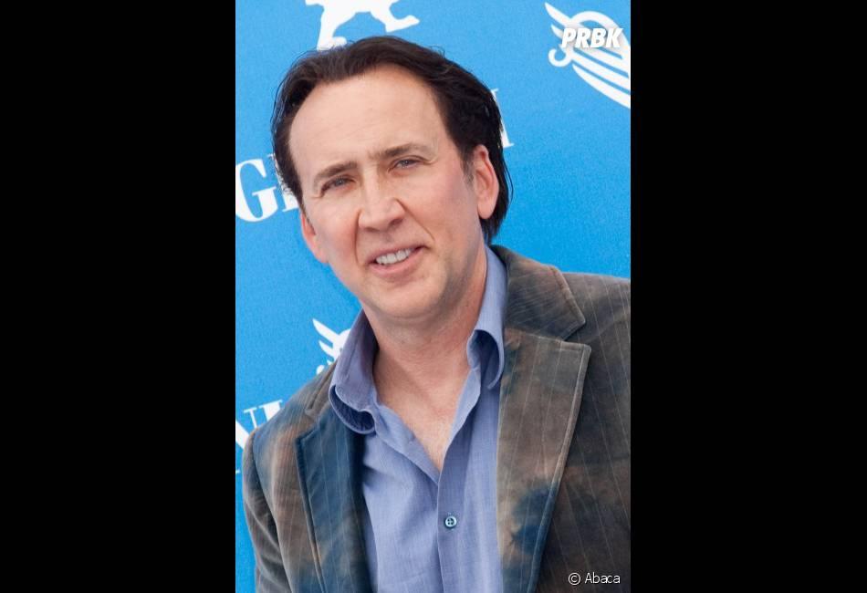 Classement Forbes des acteurs les moins rentables 6 : Nicolas Cage (Rapporte 6 dollars pour 1 dollar payé)
