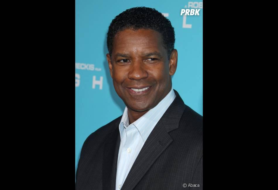Classement Forbes des acteurs les moins rentables 8 : Denzel Washington (Rapporte 6,30 dollars pour 1 dollar payé)