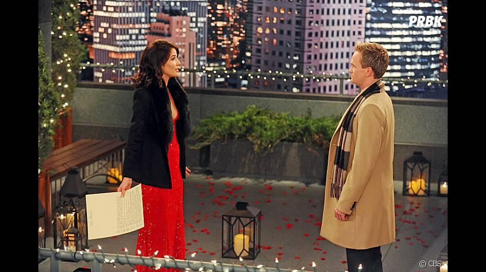 Une demande en mariage entre Barney et Robin à venir dans How I Met Your Mother ?