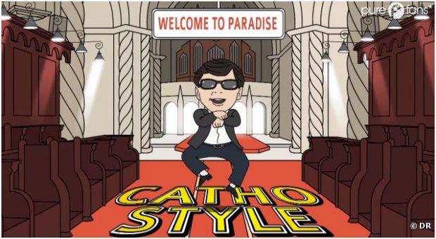 Les catholiques s'attaquent au Gangnam Style