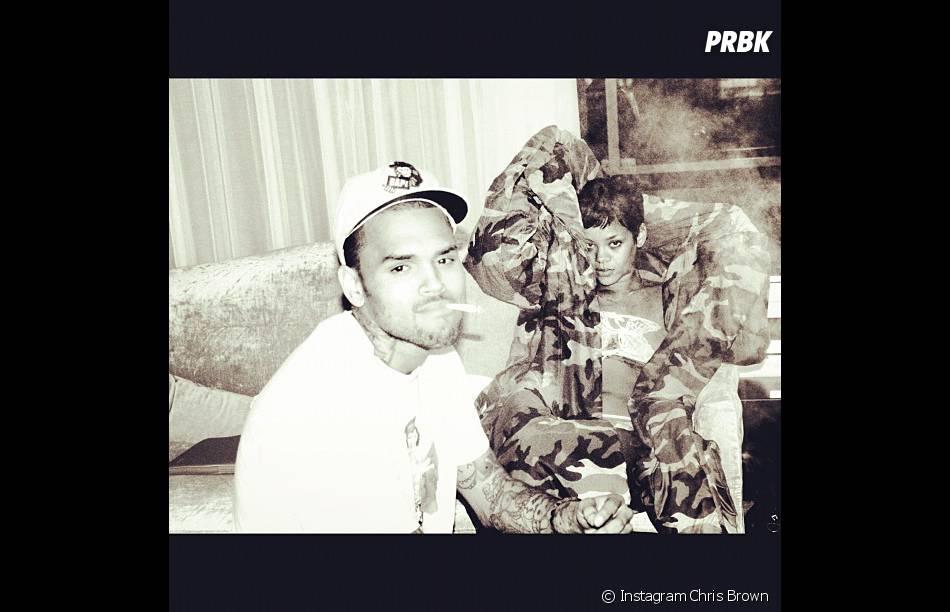 Chris Brown a de la chance de sortir avec Rihanna !