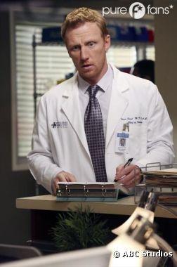 Pas facile d'être Owen dans la saison 9 de Grey's Anatomy