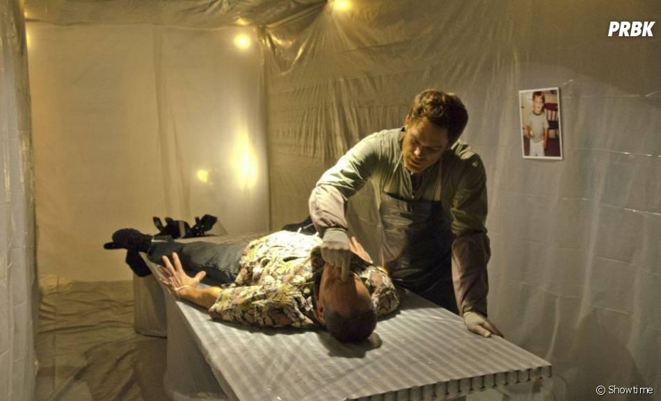 Dexter a failli se faire prendre au piège de LaGuerta