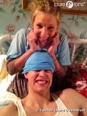 Sam et Brittany devraient rester quelque temps ensemble dans Glee