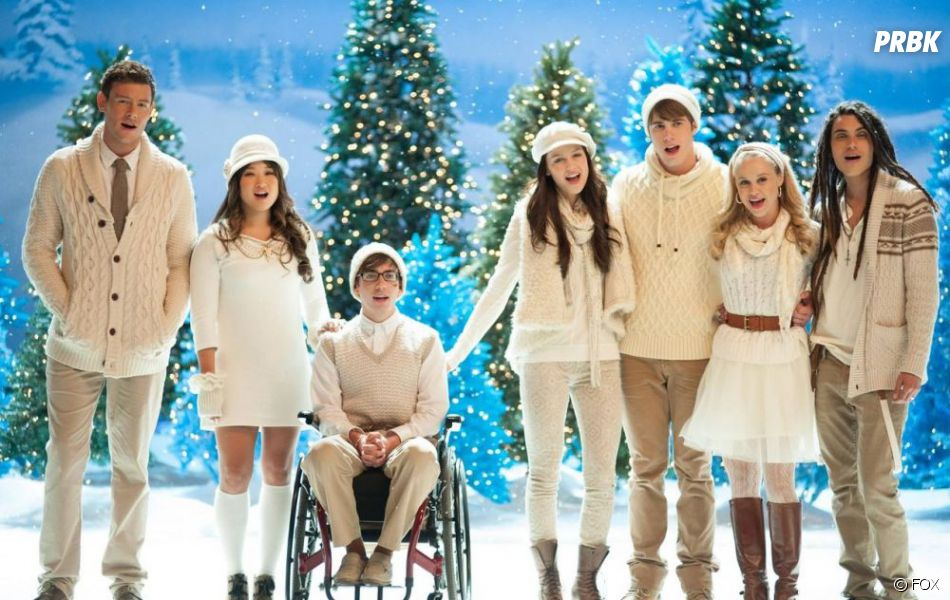 Glee saison 4 s'offre un épisode de Noël ce jeudi 13 décembre