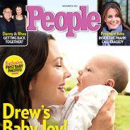 Drew Barrymore maman : enfin une photo de sa fille Olive