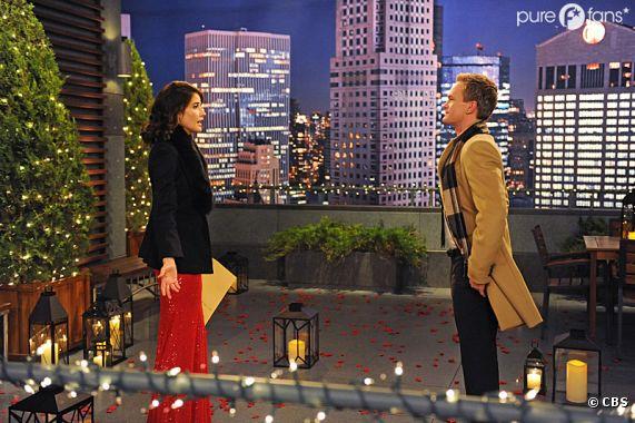 Barney devrait demander à Robin de l'épouser dans How I Met Your Mother
