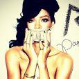 Rihanna : Elue star la plus rock de 2012 !