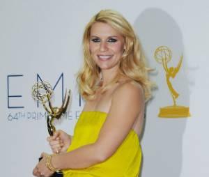 Claire Danes, son Emmy et son ventre rond !