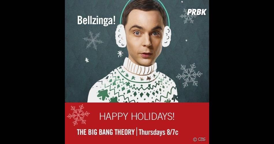 Sheldon toujours aussi drôle