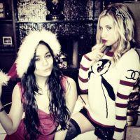 Vanessa Hudgens et Ashley Tisdale : ultra sexy pour fêter Noël !