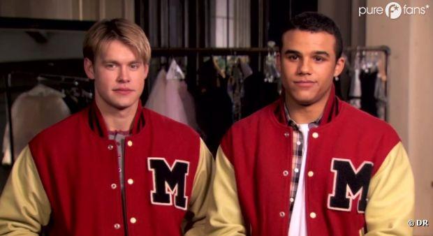 Jacob de Glee veut Chord sous son sapin