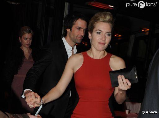 Kate Winslet et Ned RocknRoll se sont dit 'oui'