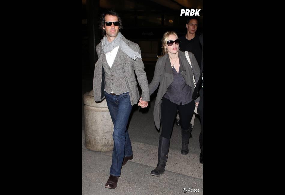Ned RocknRoll est le 3ème mari de Kate Winslet