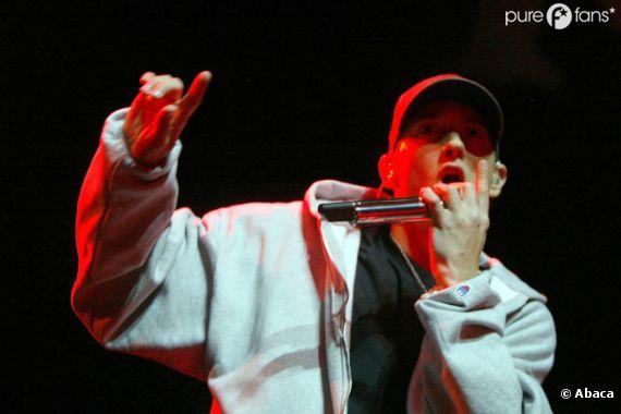 Eminem débarque bientôt en France !