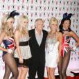 Hugh Hefner à plus de 80 ans et toujours la belle vie