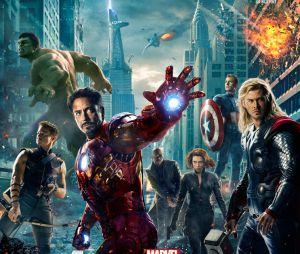 The Avengers encore n°1 d'un classement