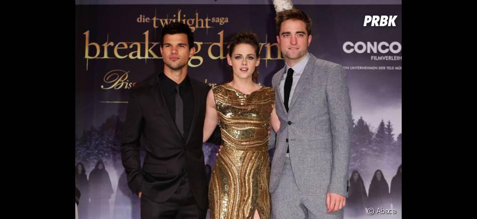 Les acteurs de Twilight sont tous nommés