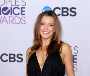 Katie Cassidy de Arrow aux People's Choice Awards