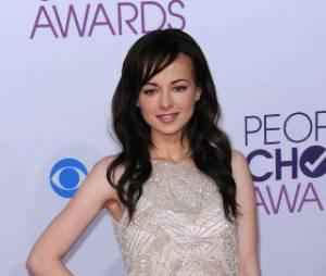 Ashley Rickards est repartie des People's Choice Awards avec un prix pour Awkward