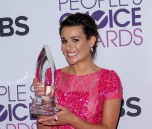 Lea Michele et son People's Choice Awards !
