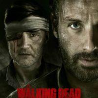 The Walking Dead saison 3 : Rick VS le Gouverneur, oeil pour oeil sur le nouveau poster !